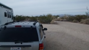 Alan's Spot at Slab City