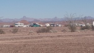 RVs Near Ferguson Road