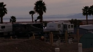 Salton Sea from FOY